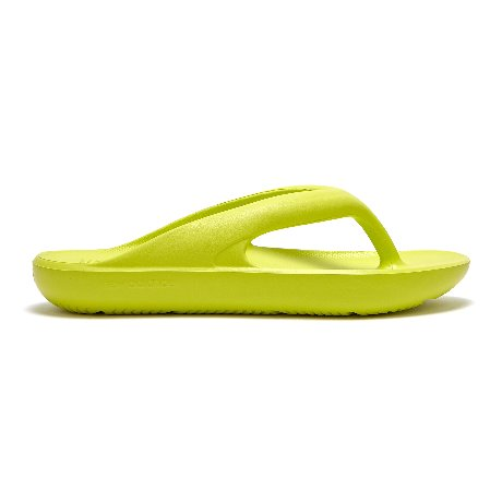 [New Balance X TAW&TOE] ZEROVITY™ Flip Flop 2.0 - Lemon Yellow